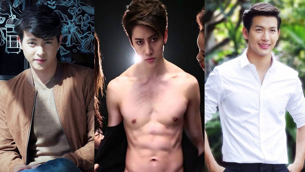 Top 10 mỹ nam Thái Lan – Top 10 Most Handsome Thai (2019).
