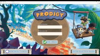 Getting started on Prodigy for Parents