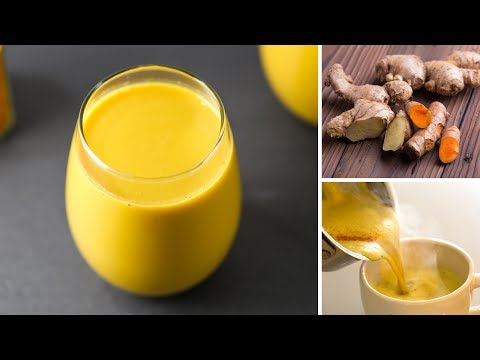 Turmeric Golden Milk: The Ancient Drink That Will Change Your Life
