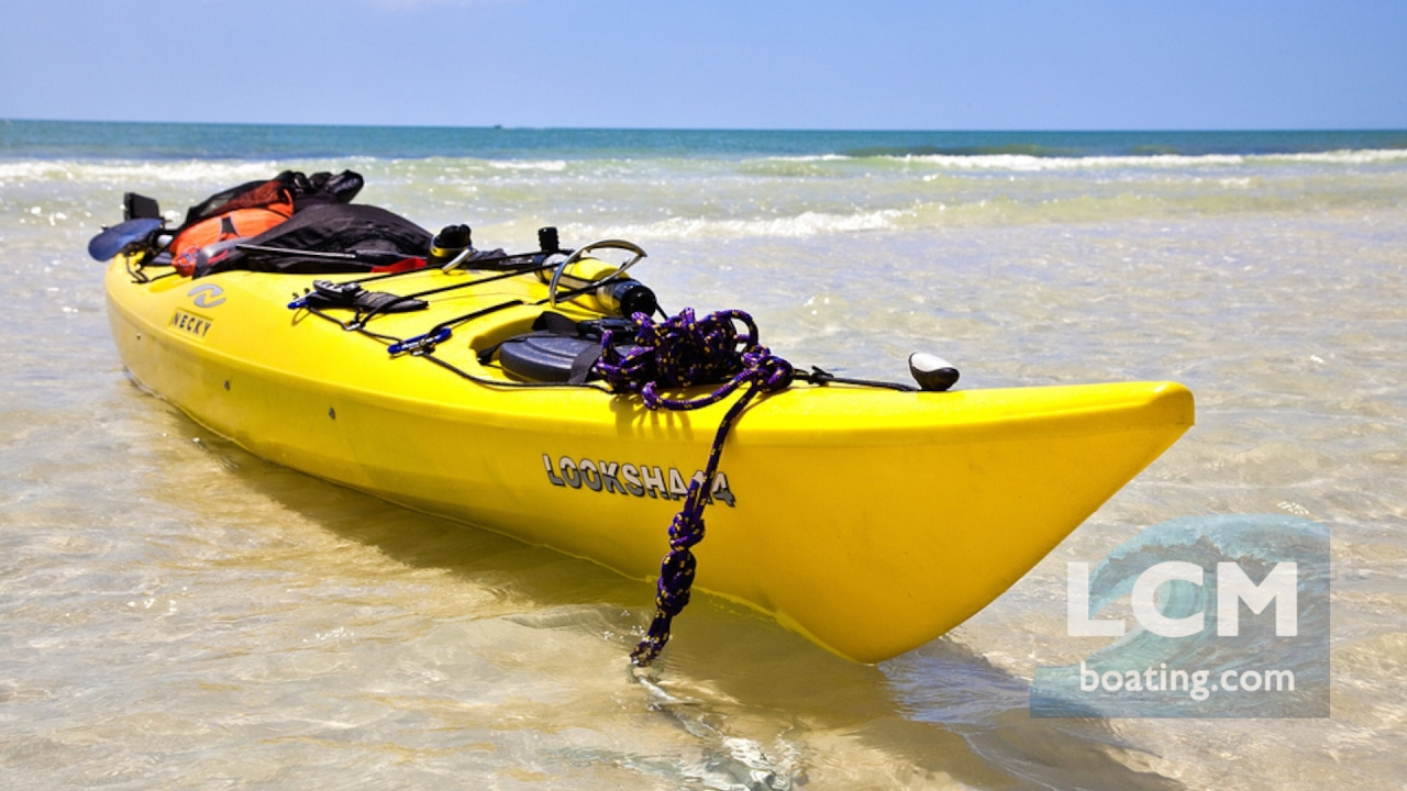 Necky Kayaks Looksha 14 - A Sporty Touring Kayak