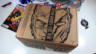 Unboxing Captain America: Civil War Marvel Subscription Box thumbnail