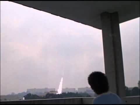 The Day After - Missiles launch from the KU campus