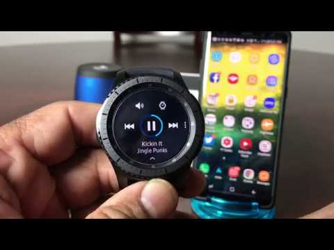 How To Put Music On Your Samsung Gear S3!