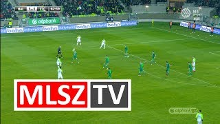 Swietelsky Haladás - Ferencvárosi TC | 2-1 | OTP Bank Liga | 17. forduló | MLSZTV