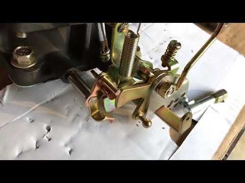 Repeat Aisan Carburetor vacuum operated secondary by PinHead0001