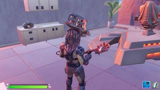 VISITER L'APPARTEMENT DE PREDATOR À HUNTER'S HAVEN EN TANT QUE PREDATOR EMPLACEMENT SUR FORTNITE !