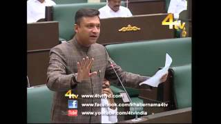 Akbaruddin Owaisi Speech in Assembly 19-03-2016 P2