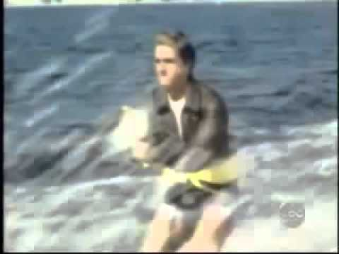 Happy Days - Fonzie Jumps the Shark, creating an expression for