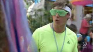 Workaholics Dubstep Rave Scene (Season 4 Premiere)