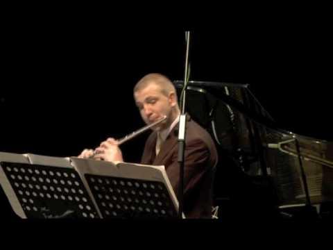 Luciano Berio: Sequenza I per flauto solo