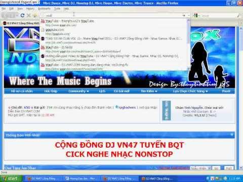 Huong dan post nhac từ youtube len forum DJ.VN47.COM