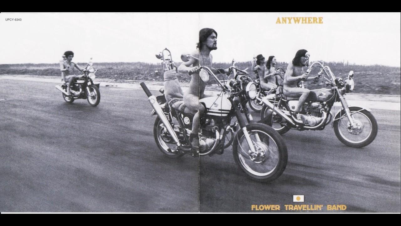 Rezultat iskanja slik za Flower Travellin Band