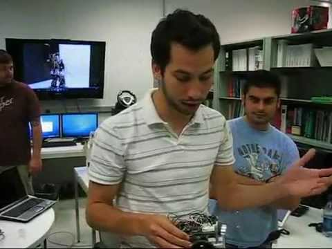Robot Programming - Team 4, FIU Miami