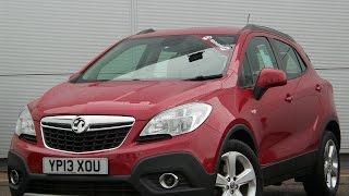 Vauxhall Mokka 2013 Videos
