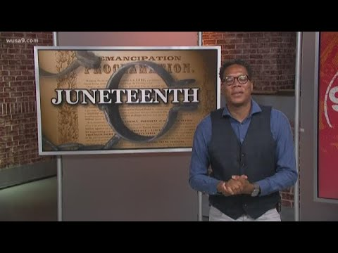 All but four US states celebrate Juneteenth as a holiday