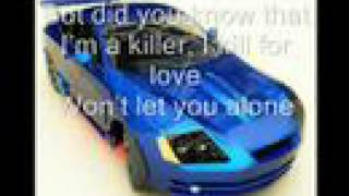 Kyara - Kill For Love (with lyrics & cars)