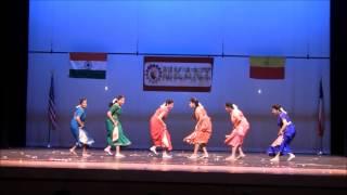 Karnataka Kannada Balukthalamma Kavari folk Dance