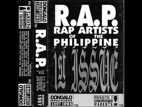 R.A.P. Artist of the Phil. -1st Issue (Full Album)