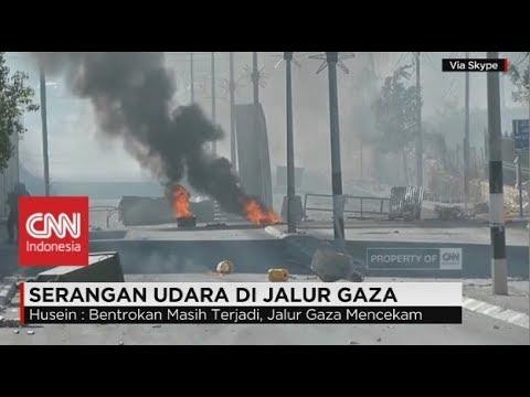 Serangan Udara Di Jalur Gaza - Aktivis Spirit Of Aqsa, Muhammad Husein