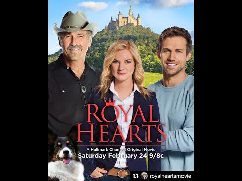 Royal Hearts   Love Hallmark Movie 2019   Great Hallmark Romance Movie English