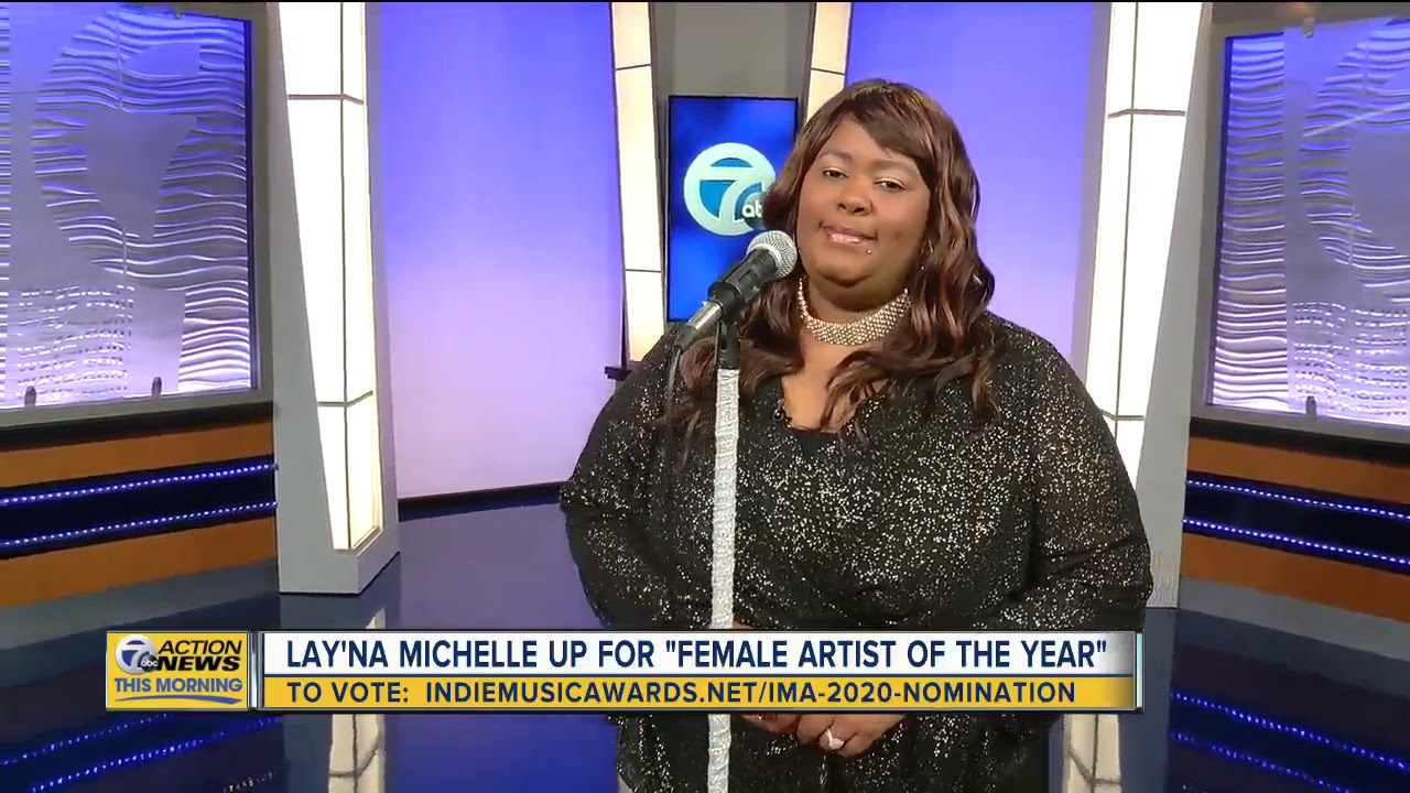 Detroit's Lay'Na Michelle up for
