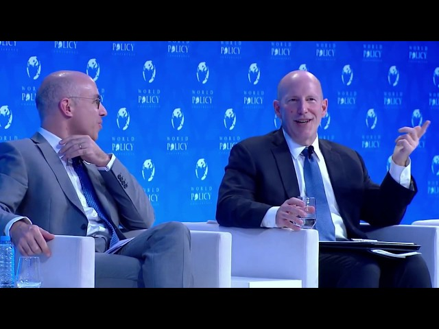 WPC 2019 - Plenary session 4: Trade, direct investment and Trust