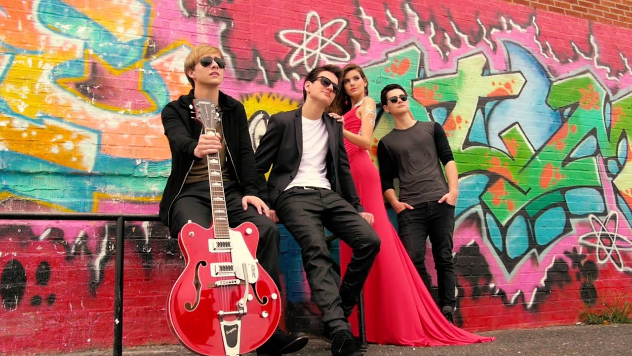 Camille La Vie x Before You Exit - Girls Rock for Prom ft ... - photo #25