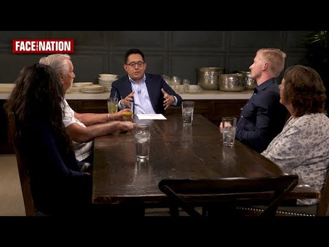 Extended edition: Face the Nation immigration focus group