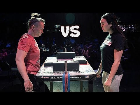 Strongest Woman At NAL Arm Wrestling Championship 2019