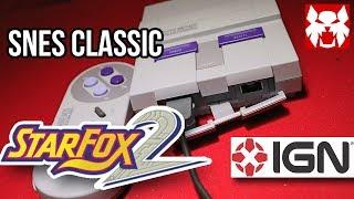 Snes Mini Classic - StarFox 2  el Análisis de IGN - Y la historia de Yoshi en Super Mario World