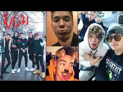 Why Don't We funniest/cutest Instagram & Snapchat stories (PART 9)