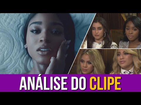 "Fifth Harmony Analisa: ""Sam Smith Normani - Dancing With A Stranger"