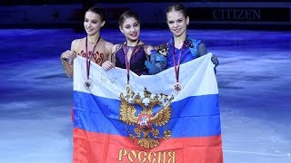 Сформирован состав сборной России на чемпионат Европы по фигурному катанию