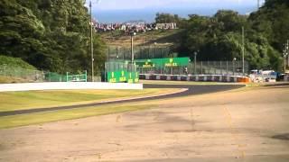 2013 F1 世界選手権シリーズ第15戦 日本グランプリレース スタート