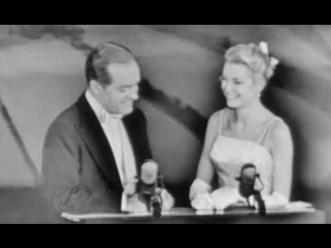 Bob Hope and Grace Kelly Open the 1955 Oscars