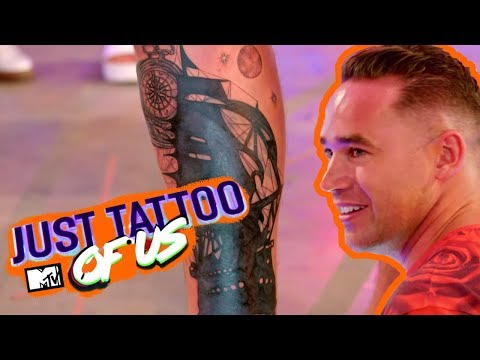 Katie Price's Ex Kieran Hayler Gets Emotional As His Tattoo Of Her Is Covered | Just Tattoo Of Us 4