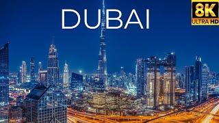 DUBA  United Arab Emirates  N 8K ULTRA HD HDR 60 FPS.
