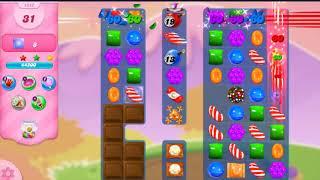 Candy Crush Saga Level 1242 - NO BOOSTES
