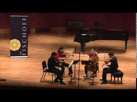 2015 Fischoff Competition Grand Prize Concert