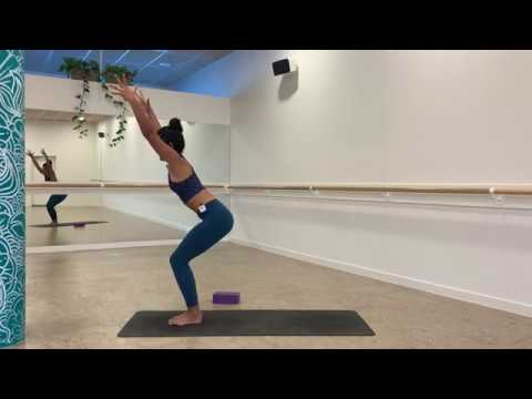 Vibrant Yoga Flow with Nalini at The Floating Lotus Studio