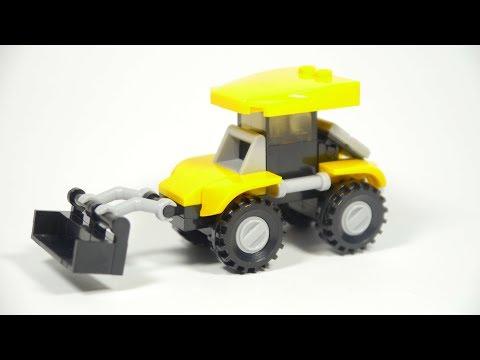 Sluban Builder Construction M38-b0592a — Bulldozer