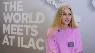 Learn, laugh and live – Tanya from Russia shares her motto for ILAC