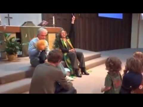 Kid's Church Talk About Shining Your Light