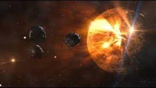 Фильм фантастика Битва в космосе