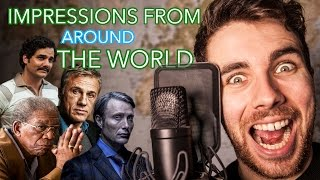 Impressions from Around the World | CH Impressions