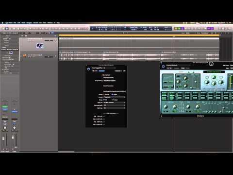 NoteToggle Pro tutorial demo (adv.) Logic Pro X MIDI effect