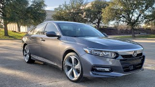 2019 Honda Accord Hybrid Review w/ Grand Touring Wheels -  Upgrade your Hybrid!