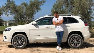 2018 / 2019 Jeep Cherokee Facelift 2.2 MultiJet (195 PS) 4x4 Review | Fahrbericht | Test | Off-road.