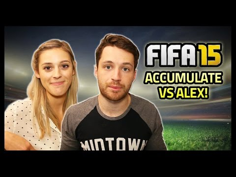 SPENCER vs ALEX vs FIFA 15 | Accumulate