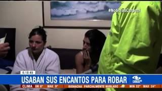 Las Gatúbelas, hermanas que seducían a sus víctimas para robarlos - 9 de Marzo de 2015